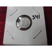 #341 Moneda Del Mundo España 1 Peseta 1991 Aluminio