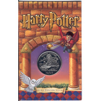 Super Ganga, Medalla De Harry Potter, De Coleccion