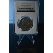 Capsula De Lujo Para Monedas De 32mm, Cacheton, 20 Pesos