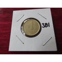 #381 Moneda Del Mundo 1 Peseta España 82