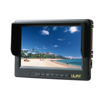 Monitor Externo Hdmi Para Video Dslr Lilliput 7