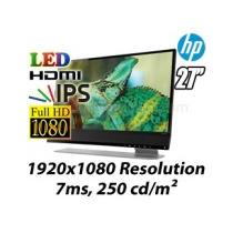 Monitor Hp Envy 27 Ips Led Beats Audio, Hdmi, Displaypor