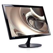 Monitor Samsung18.5 Tipo Flat Res 1366 X 768 Hdmi Y Vga Ngr