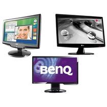 Monitor 20 Widescreen Lcd 100% Nuevo