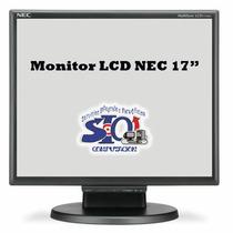 Monitor Lcd 17 Nec Computadora Escritorio (sin Base)