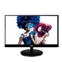 Monitor Led I2369v Ips Aoc 23 Widescreen Negro Brillante +c+