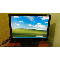 Monitor Samsung Syncmaster 732 Nw 17 Widescreen