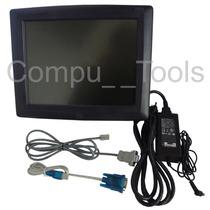 Monitor Touch Screen Elo Et1229l 12 Punto De Venta Exelent