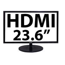 Monitor Led Bytek Hdmi Vga Bocinas 24 Pulgadas Slim