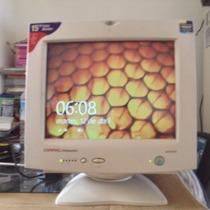 Compaq Presario Monitor A Color 15 Mod. Mv-500 Funcionando