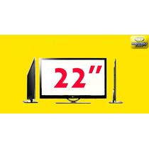 Monitor Lcd De 22 Pulgadas Varias Marcas.