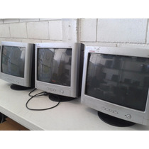 Monitor Crt 17 Dell Y Hp En Oferta