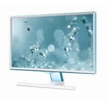 Monitor Samsung 27 Blanco O Negro Hdmi Y Vga Full Hd Se27390