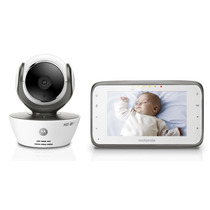 Monitor Para Bebes Camara Wifi Camara Giratoria