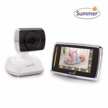 Monitor Para Bebe Touch Creen Camara Giratoria 3.5 Pulgadas