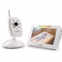 Monitor De Video Audio Inalambrico Para Bebe 183 M De Rango