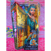 Muneca Monster High Nefera De Nile De Boo York