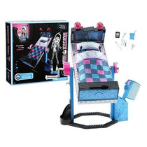 Monster High Cama Espejo De Frankie Stein Original