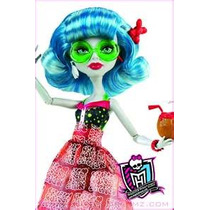 Monster High Ghoulia Skull Shores