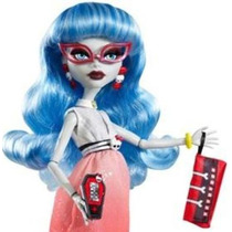 Monster High Ghoulia Noche De Baile