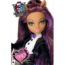 Monster High Clawdeen Wolf Sweet 1600