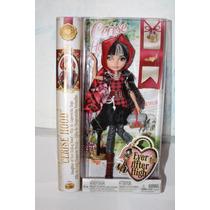 Ever After High, Cerise Hood De Mattel Nueva Original