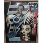 Monster High Frankie Stein Ghoules Alive Mattel Nueva