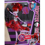 Muñeca Monster High Operetta Fiesta Disco De Mattel Nueva!!!