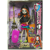 Monster High Skelita Calaveras Scaris Nueva Original Hm4