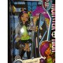 Monster High Clawdeen Wolf Scare Mester Loba Monster High