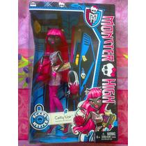 Monster High Muneca Catty Noir Serie Escuela
