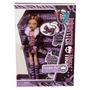 Monster High Clawdeen Reedicion 2012 Evio Gratis
