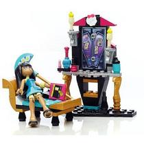Monster High Creeperific Personaje - Cleo Lujo Vanidad