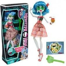Pack De Monster High Ghoulia Y Abbey Liquidacion Oferta