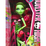 Monster High Muneca Venus Mcflytrap De Serie Frijol Ataud