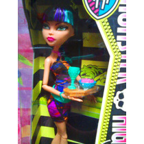Monster High Muneca Cleo De Nile De Serie Creepateria