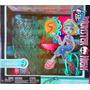 Monster High Set De Bano De Lagoona Blue