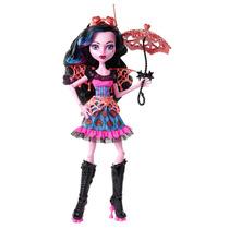 Monster High Nueva Dracubbeca Freaky Fussion, Original Nueva