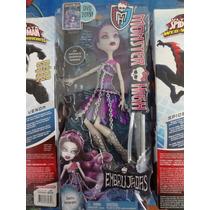 Spectra Vondergeis Monster High Embrujadas Frankie Stein Twy