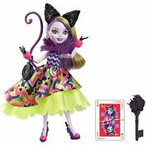 Ever After High, Kitty Cheshire, Al País De Las Maravillas