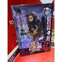 Mattel - Monster High - Scaris - Clawdeen Wolf