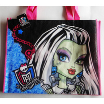 Bolsa Jumbo Ecológica Monster High Draculaura Frankie