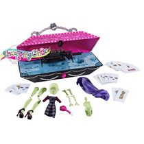 Monster High Laboratorio Create A Monster En Shopping. Fn4