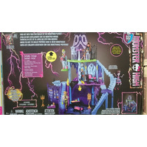 Castillo Monster High Mattel Nuevo Original Meses Sin Intere