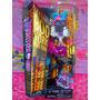 Muneca Monster High Catty Noir De Boo York