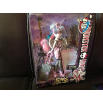 Monster High. Rochelle Goyle. Scaris. Oferta.