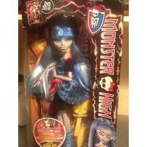 Monster High Ghoulia Yelps Freaky Fusion Primera Edicion