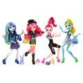 Monster High Twyla 13 Deseos 2013