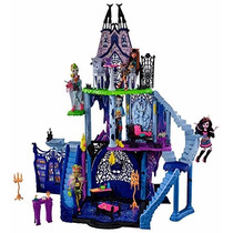 Monster High Catacumbas ( Draculaura Cleo Ghoulia Frankie )