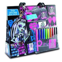Monster High Artista De Mano Compacto Portafolio Set